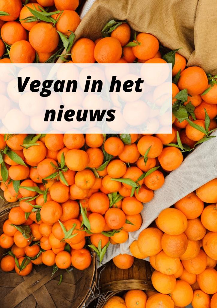 Vegan in het nieuws week 33