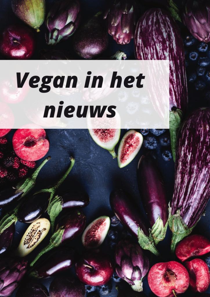 Vegan in het nieuws week 34