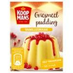 koopmans griesmeel pudding vanille